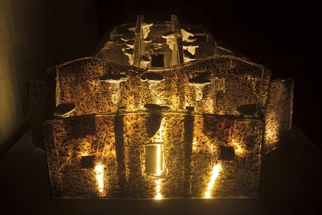 Kathedraal van Doornen Maquette (2011)
