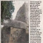 Voorpagina Antilliaans Dagblad, 5 februari 2014