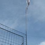 Het hoogste punt bereikt in Jan Doret (7 februari 2013)