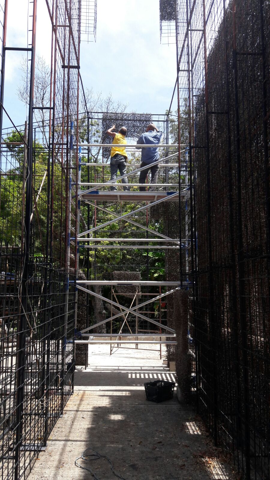 Construction work (2018)